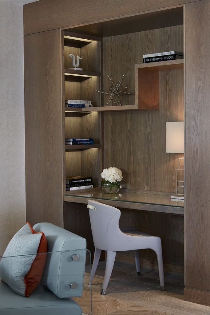 Most Popular Study Cupboard Designs With Regard To Study Room Cupboard Design (View 7 of 15)