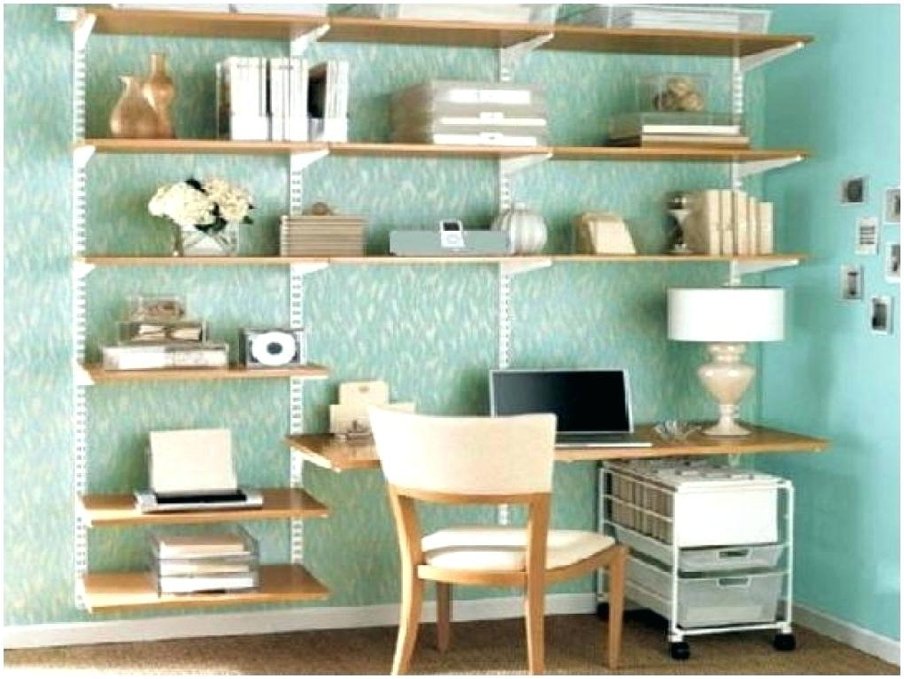 Most Popular Study Shelving Ideas In Shelves For Office Ideas Stylist And Luxury Shelving Fresh The (View 12 of 15)
