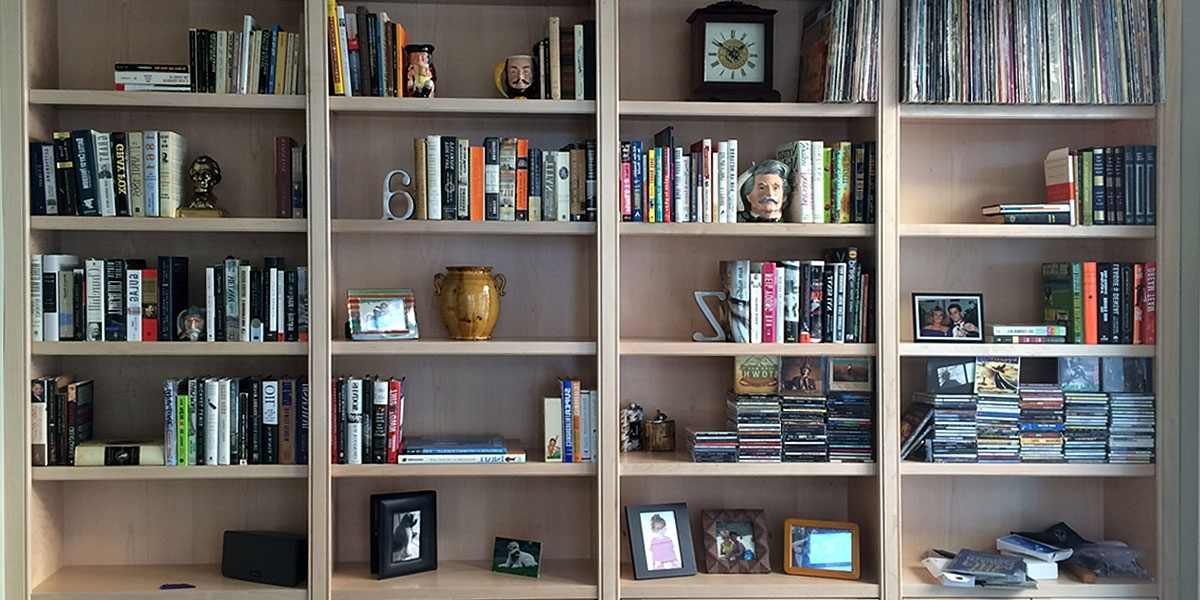 Most Popular Wall Bookcases Pertaining To Custom Built In Bookcases & Wall Units – Walmer Enterprises, Inc (View 9 of 15)