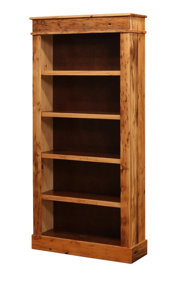 Most Popular Wooden Bookcases For Bookcases Ideas: Beautiful Furniture Wooden Bookcases Wood (View 6 of 15)