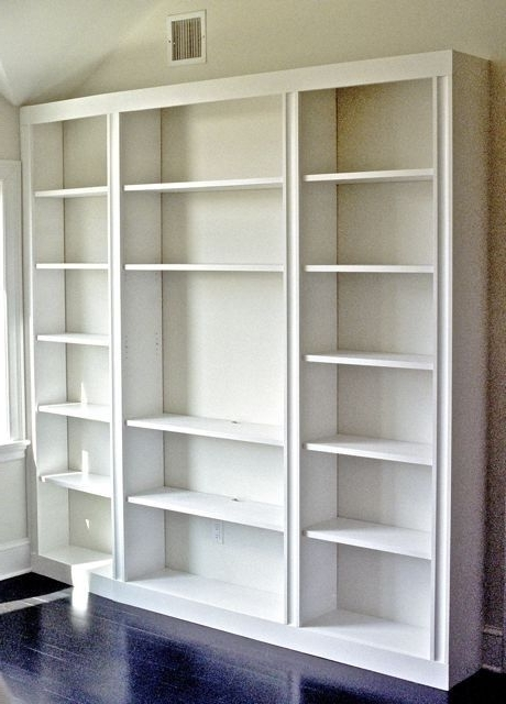 Most Recent Bookcases With Tv Space For Bookcase With Tv Space – Militariart (View 9 of 15)