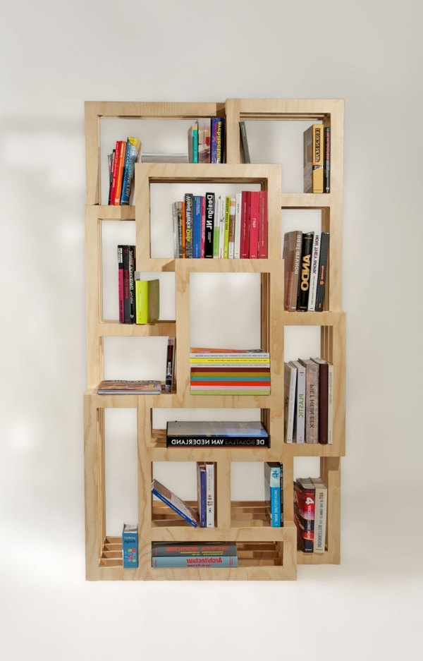 Most Recent Design A Bookcases Inside Bookcases Ideas: 10 Of The Most  Creative Bookshelves Designs