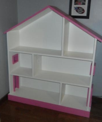 Most Recent Dollhouse Bookcases In Ana White (View 10 of 15)