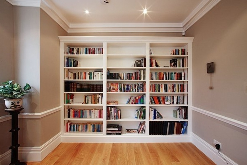 Most Recent Fitted Bookshelves Carpentry & Joinery Job In Aylesbury Fitted With Fitted Bookshelves (View 1 of 15)