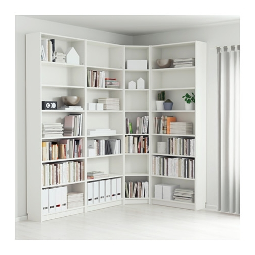 Most Recent Ikea Billy Bookcases For Billy Bookcase – White – Ikea (View 6 of 15)