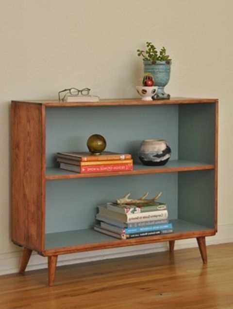 Most Recent Midcentury Bookcases With Regard To 25 Original Mid Century Modern Bookcases You'll Like (View 2 of 15)