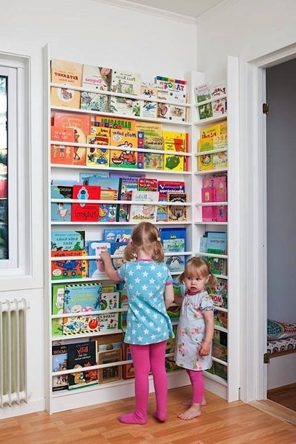 Most Recently Released 106 Best Ideas For Storing Children's Books Images On Pinterest Throughout Bookcases For Toddlers (View 12 of 15)