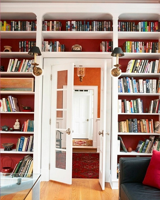 Most Recently Released 9 Pro Tips For Styling A Beautiful Bookcase – Porch Advice With Colored Bookcases (View 12 of 15)