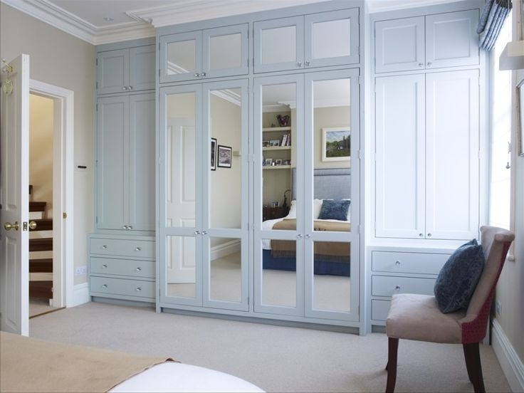 Most Recently Released Best 25+ Fitted Wardrobes Ideas On Pinterest (View 13 of 15)