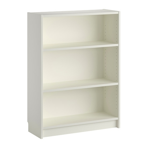 Most Recently Released Billy Bookcase – White – Ikea Intended For Ikea Billy Bookcases (View 10 of 15)