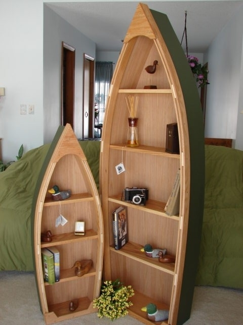 Featured Photo of Boat Bookcases