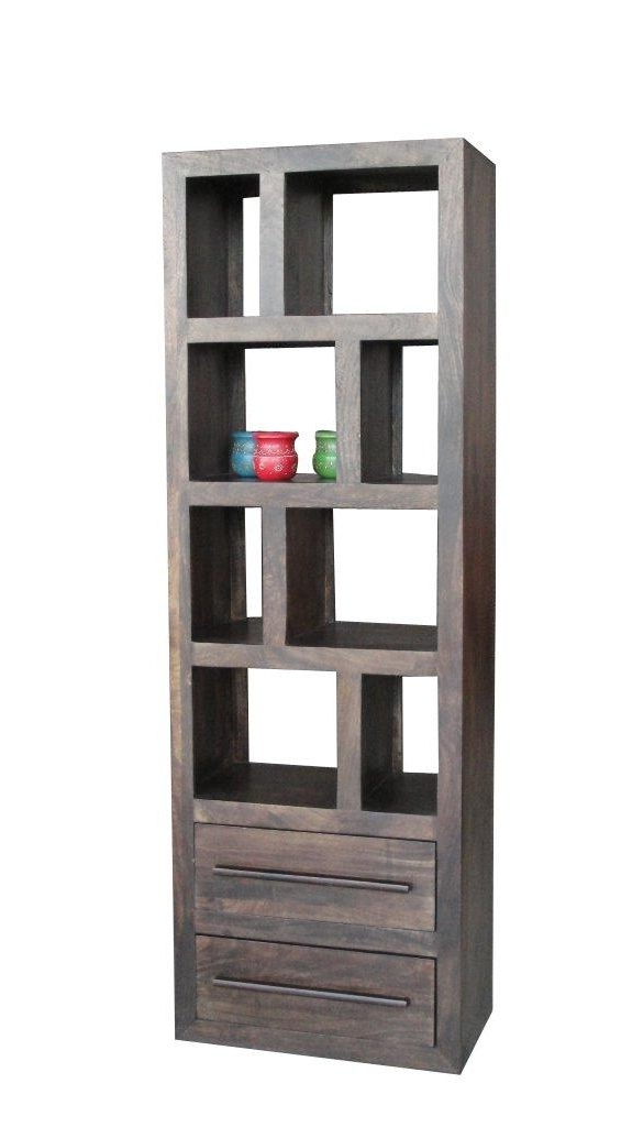 Most Recently Released Bookcases Ideas: Solid Wood Bookcases, Birch Bookcases, Unfinished In Narrow Bookcases (View 7 of 15)
