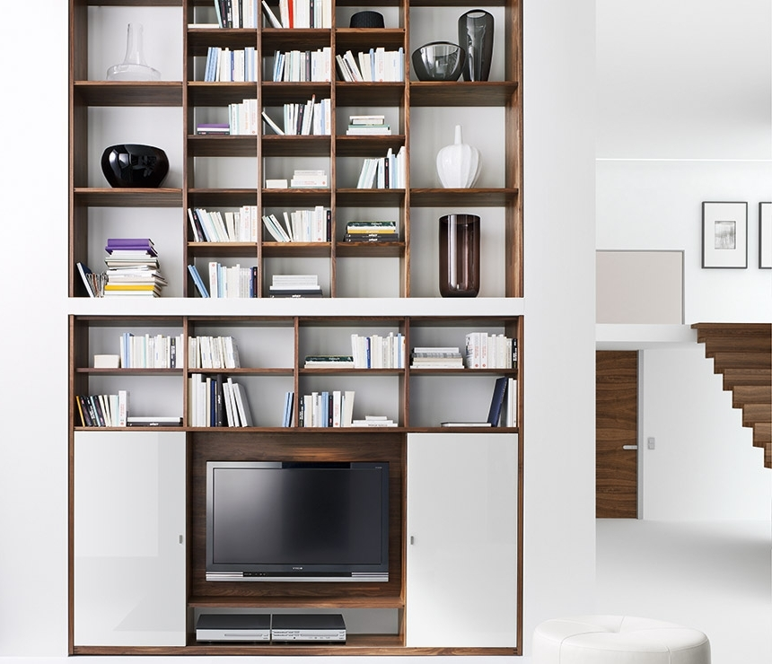 Most Recently Released Contemporary Bookcases For Bookshelf (View 9 of 15)