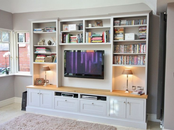 Most Recently Released Custom Made Shelving Units Throughout Best 25+ Oak Shelving Unit Ideas On Pinterest (View 9 of 15)