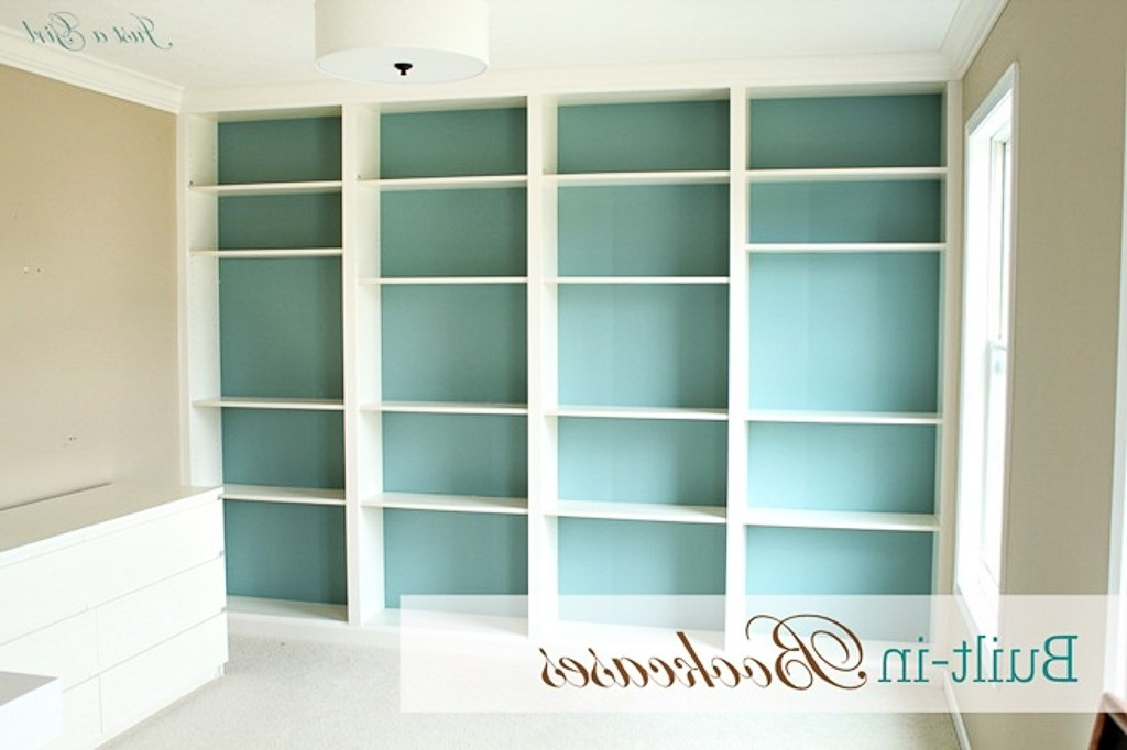 Most Recently Released Diy Billy Bookcase For Diy Bookcases (View 8 of 15)