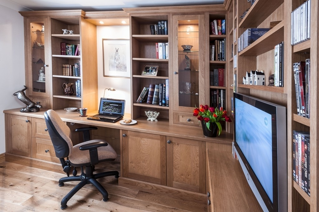 Most Recently Released Exclusive Study Furniture Fitted Gallery – Furniture Idea Intended For Fitted Study Furniture (View 7 of 15)