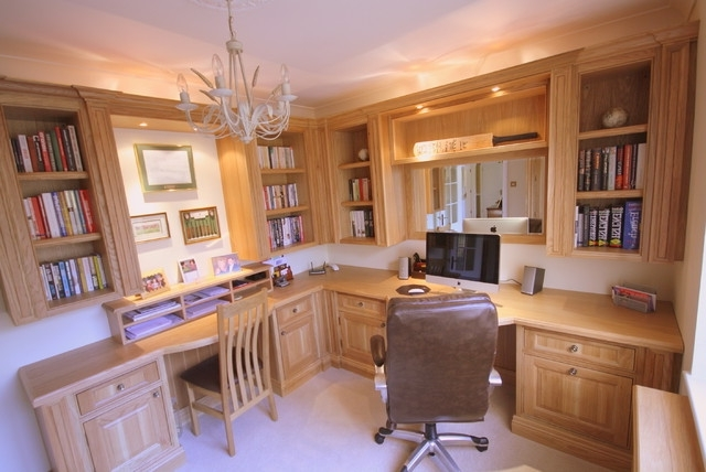 Most Recently Released Home Studies – Traditional – Home Office – Oxfordshire  Heaven Pertaining To Home Study Furniture (View 10 of 15)