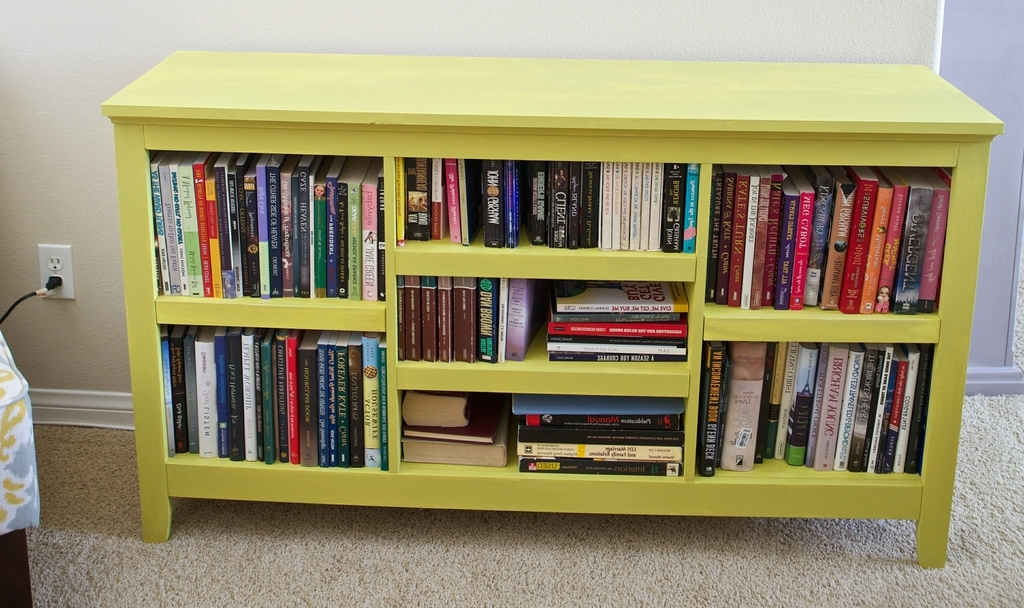 Most Recently Released Horizontal Bookcases Pertaining To Bookshelf (View 11 of 15)