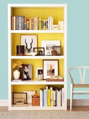 Most Recently Released How To Paint A Bookshelf #5392 With Painted Bookshelves (View 4 of 15)