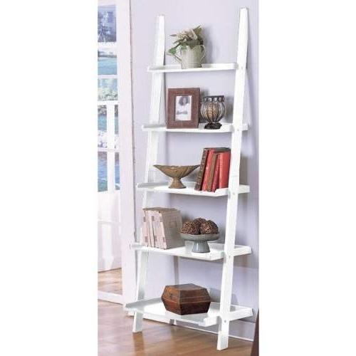 Most Recently Released Ladder Bookshelves (View 13 of 15)