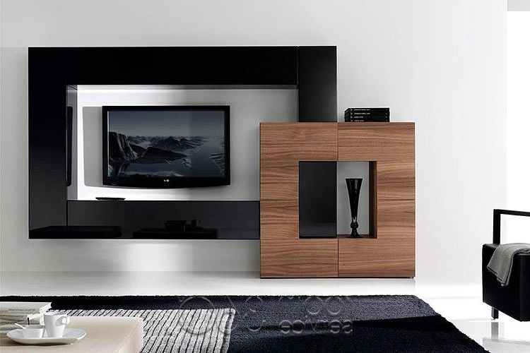 Most Recently Released Modern Wall Units Inside Entertainment Wall Units Modern Modern Wall Units For Sale Design (View 14 of 15)