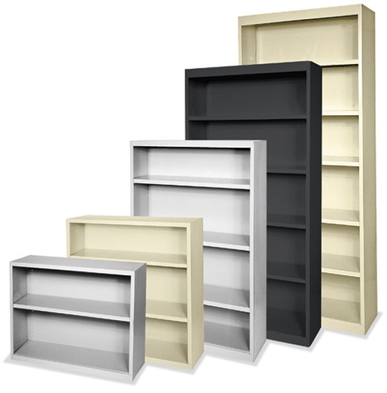 Most Recently Released Officesource Office Furniture For Metal Bookcases (View 11 of 15)