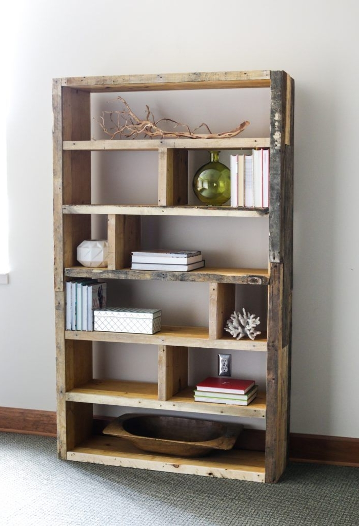 Most Up To Date 33 Bookcases Diy, Diy Bookcase Craft Ideas Pinterest Inside Diy Bookcases (View 10 of 15)