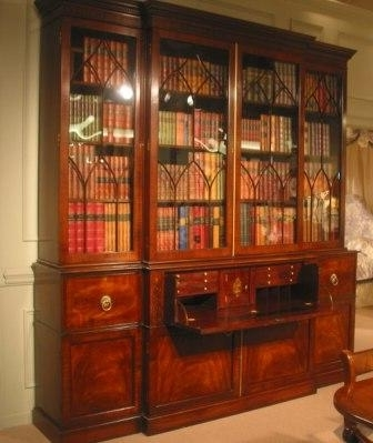 Most Up To Date Barry Cotton (Antiques Website) In Handmade Bookcases (View 15 of 15)