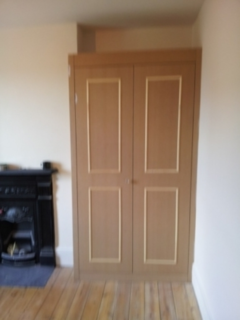 Most Up To Date Bespoke Cupboards Regarding Bespoke Cupboards And Wardrobes (View 13 of 15)
