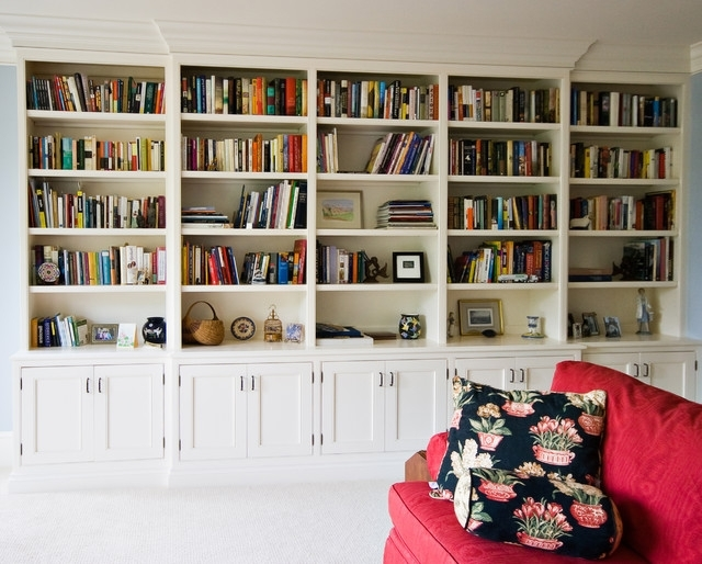 Most Up To Date Full Wall Bookshelves With Bookshelf (View 9 of 15)