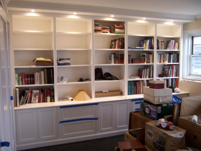 Most Up To Date Home Office Shelving (View 3 of 15)