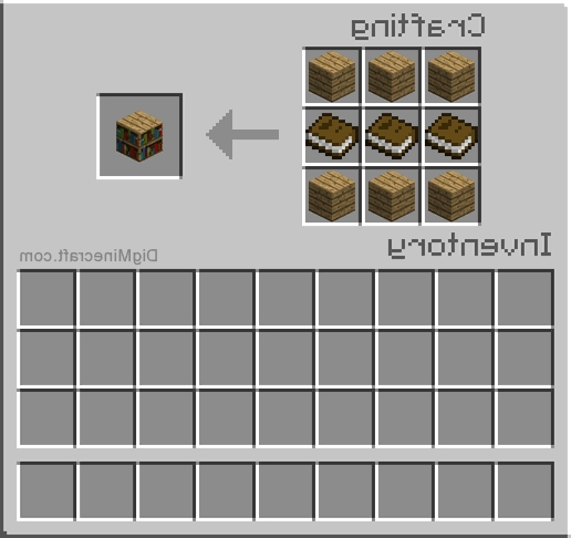 Most Up To Date How To Make A Bookshelf In Minecraft Within Minecraft Bookcases (View 13 of 15)
