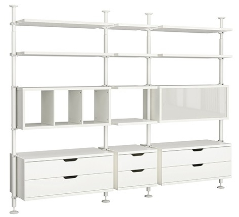 Most Up To Date Ikea Stolmen Systems – Cheap And Cheerful Modern Versions Of Cado Throughout Cheap Shelving Units (View 13 of 15)