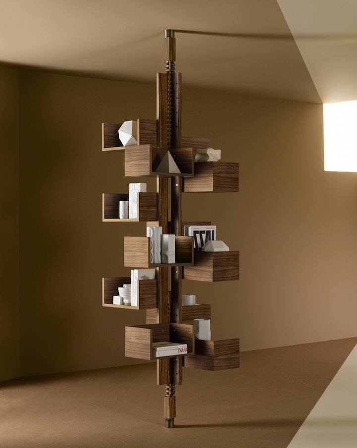Most Up To Date Modern Free Standing Bookcase Designed To Mimic A Tree In Free Standing Book Shelf (View 8 of 15)