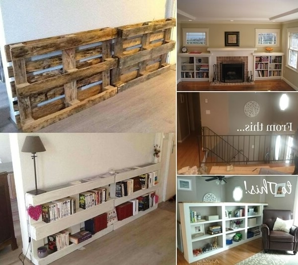 Most Up To Date These Diy Low Bookcases Are Simply Amazing Pertaining To Low Bookcases (View 12 of 15)
