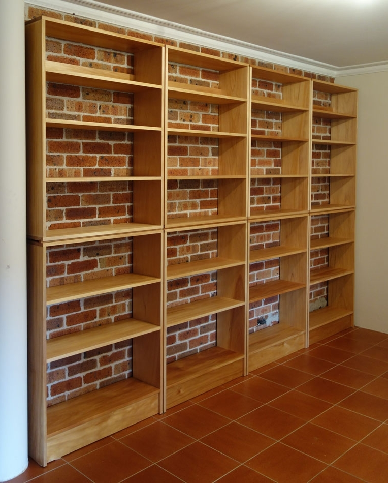 Nathaniel Grey Pertaining To Most Current Custom Made Bookshelves (View 10 of 15)