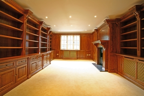 Newest Bespoke Library Within Bespoke, Handmade Libraries – Heaven & Stubbs (View 12 of 15)
