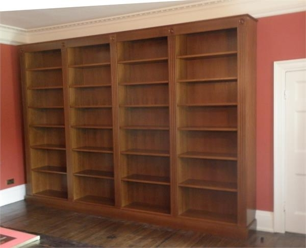 Newest Huge Bookcases Intended For 37 Huge Bookcase, Victorian Walnut Breakfront Bookcase Large (View 8 of 15)
