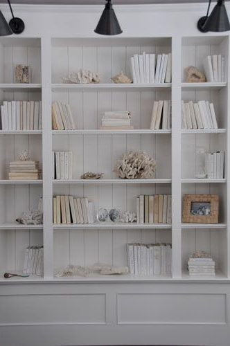 Newest Off White Bookshelf – Leola Tips Intended For Off White Bookcases (View 13 of 15)