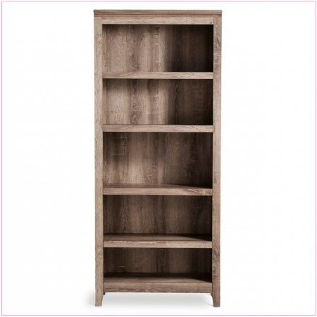Newest Threshold Carson 5 Shelf Bookcase White – : Racking And Shelving In Threshold Carson 5 Shelf Bookcases (View 5 of 15)