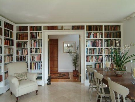 Newest Welcome To The Hungerford Bookcase Company Regarding Fitted Bookcases (View 11 of 15)