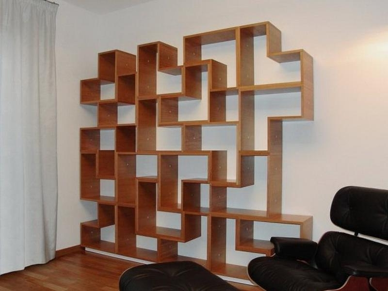 Nicupatoi For Unique Bookcases Designs (View 12 of 15)