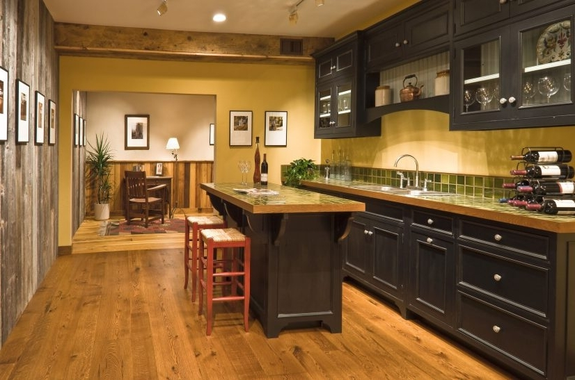 Oak Cupboards With Regard To Trendy 84 Great Unique Wooden Kitchen Cupboards Painting Cabinets White (View 11 of 15)