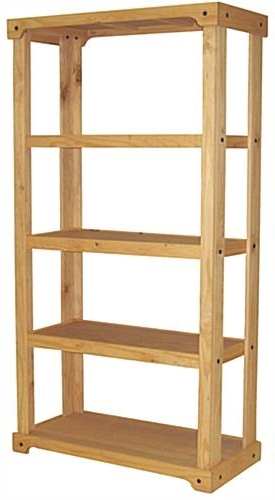 Featured Photo of Wooden Shelving Units
