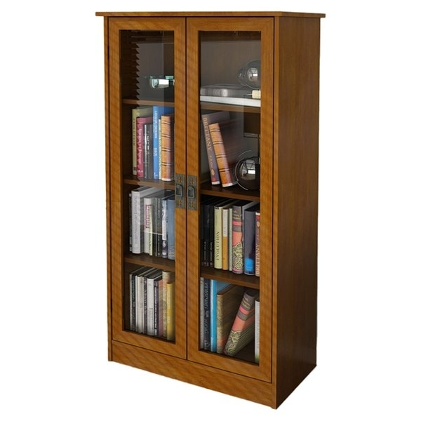 Oversized Bookcases With Doors You Ll Love Wayfair In Decor 1 Regarding Well Known Bookcases With Doors (View 13 of 15)