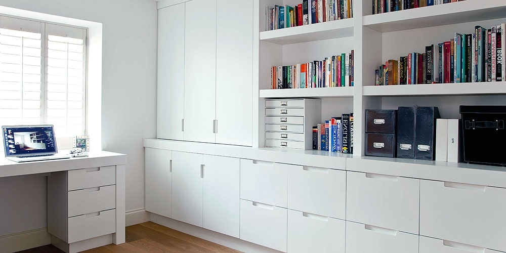Paragon Furniture Regarding Fitted Study Furniture (View 12 of 15)