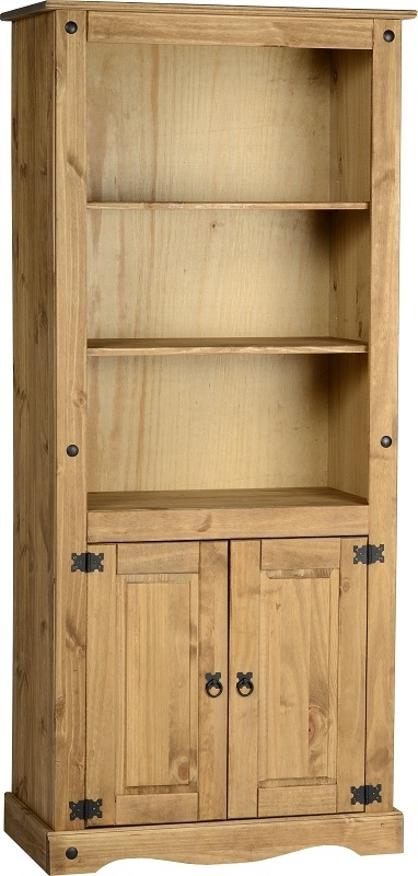 Pine Bookcases Pertaining To Most Current Pine Bookcases (View 10 of 15)