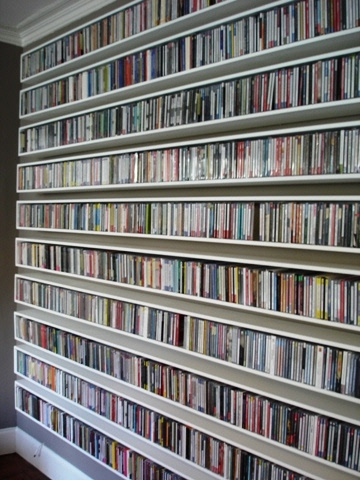 Featured Photo of Bespoke Cd Storage