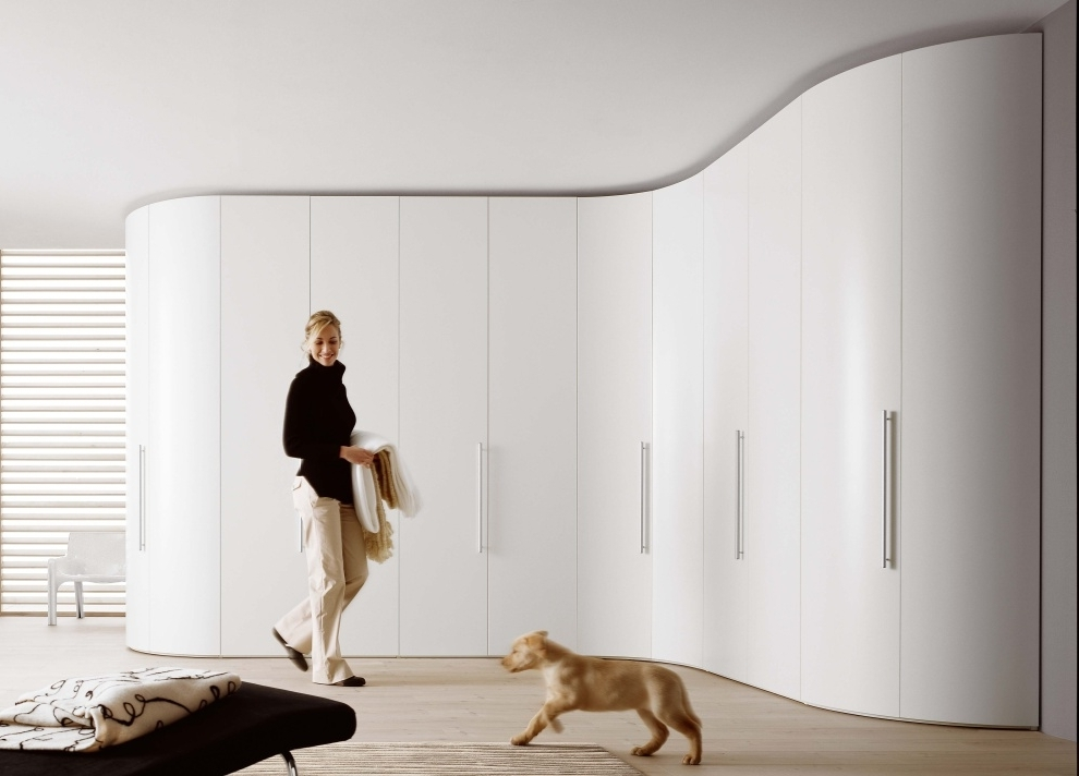 Pinterest In Curved Wardrobe Doors (View 10 of 15)