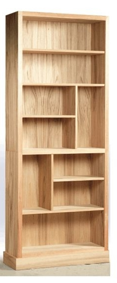 Plywood Bookcase Two Simple Bookcase Designs That Are Made With Pertaining To Fashionable Traditional Bookshelves Designs (View 9 of 15)